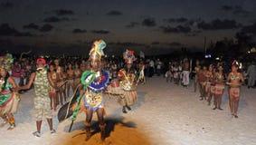Carnaval del Caribe foto de archivo libre de regalías