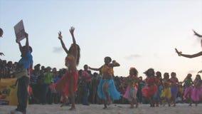 Carnaval del Caribe almacen de video