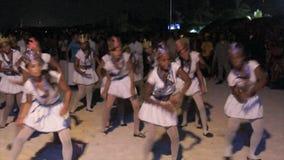 Carnaval del Caribe almacen de metraje de vídeo