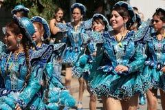 Carnaval Del Pueblo in London Royalty Free Stock Image