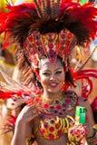 Carnaval del verano en Rotterdam el 25 de julio de 2009 Fotos de archivo libres de regalías