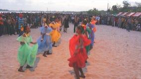 Carnaval des Caraïbes banque de vidéos
