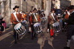 Carnaval di Escalade Fotografia Stock