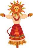Carnaval do manequim imagens de stock royalty free