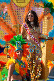 Carnaval do verão em Rotterdam julho em 25, 2009 Imagens de Stock