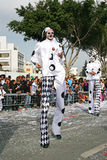 Carnaval em Chipre Imagens de Stock