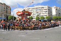 Carnaval em Chipre Imagens de Stock Royalty Free