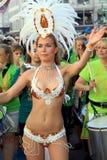 Carnaval em Copenhaga Fotografia de Stock