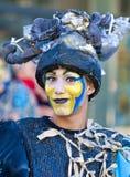 Carnaval em Montevideo fotos de stock