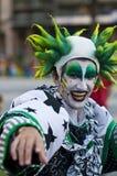 Carnaval em Montevideo foto de stock