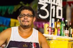 Carnaval em Recife, Pernambuco, Brasil foto de stock royalty free