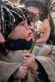 Carnaval em Samobor, Croatia Imagens de Stock