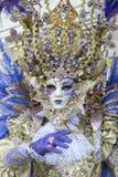 Carnaval em Veneza Italy Fotos de Stock Royalty Free