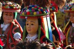 Carnaval en Alemania Foto de archivo libre de regalías