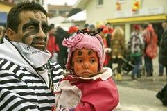 Carnaval en Allemagne Photo stock