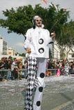 Carnaval en Chipre Fotos de archivo libres de regalías