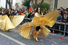 Carnaval en Chypre image stock