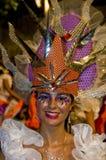Carnaval en Montevideo Foto de archivo libre de regalías