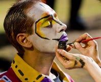Carnaval en Montevideo imagen de archivo