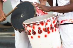 Carnaval en Recife, Pernambuco, el Brasil fotografía de archivo libre de regalías