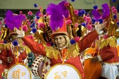 Carnaval en Rio de Janeiro Photo libre de droits