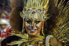 Carnaval - Escolas de Samba fotografia de stock royalty free