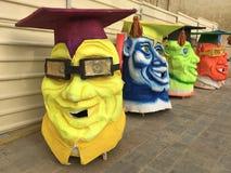Carnaval Europa Fotografia Stock