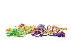 Carnaval, flâmulas, mapa foto de stock royalty free