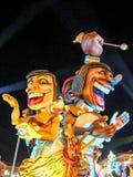 Carnaval fran?ais de Nice photo libre de droits