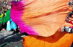Carnaval francés de Niza imagen de archivo