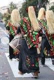 Carnaval franc?s de Niza imágenes de archivo libres de regalías