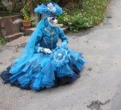 Carnaval in Frankrijk Royalty-vrije Stock Afbeeldingen