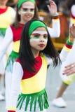 Carnaval in Galicië (Spanje) royalty-vrije stock afbeelding