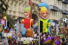 Carnaval gentil image libre de droits