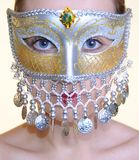 Carnaval girl Royalty Free Stock Images