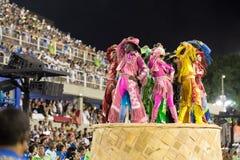Carnaval 2016 - Imperatriz Leopoldinense Photographie stock
