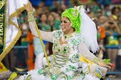 Carnaval 2016 - Imperatriz Leopoldinense Image stock