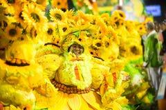 Carnaval 2016 - Imperatriz Leopoldinense Image libre de droits