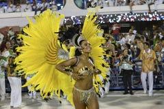 Carnaval 2017 - Imperio Serrano Photos libres de droits