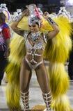 Carnaval Inocentes 2019 de Belford Roxo fotografia de stock