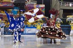 Carnaval Inocentes 2019 de Belford Roxo fotografia de stock royalty free