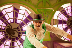 Carnaval-joker Royalty-vrije Stock Fotografie