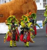 Carnaval Lanzarote 2014 photos libres de droits