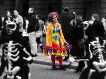 Carnaval le 13 septembre 2009 de festival de la Tamise de fleuve Images libres de droits