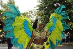 Carnaval Londres 2012 de Notting Hill Imágenes de archivo libres de regalías