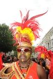 Carnaval Londres 2012 de Notting Hill Fotos de Stock Royalty Free