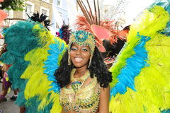 Carnaval Londres 2012 de Notting Hill Image stock