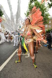 Carnaval Londres 2012 de Notting Hill Images libres de droits