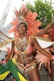 Carnaval Londres 2012 de Notting Hill Imagen de archivo libre de regalías
