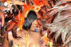 Carnaval Londres 2012 de Notting Hill Photos stock